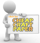 CHEAP CRAFT PAPER