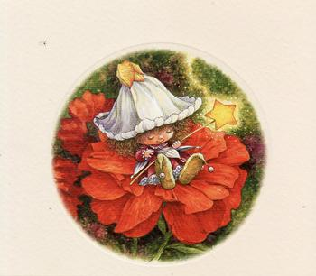 Victoria Plum - Sleepy Head Textured Card Topper - 8