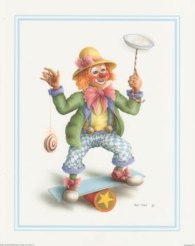 Rob Pohl - Clowns 10