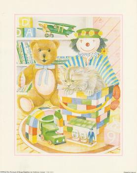 Kittens and Teddies - Clive Pritchard - B2159 - 10