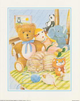 Kittens and Teddies - Clive Pritchard - B2140 - 10