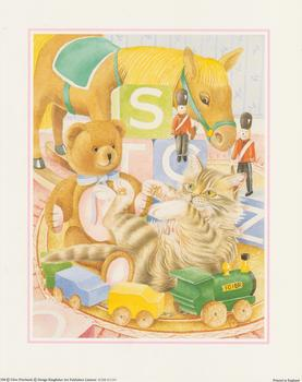 Kittens and Teddies - Clive Pritchard - B2138 - 10