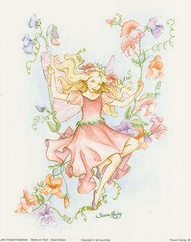 Garden Fairies D - by Sharon Healey - 10
