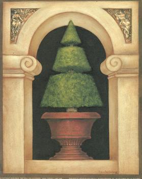 Angel Topiary 1 #402 3006 - 10
