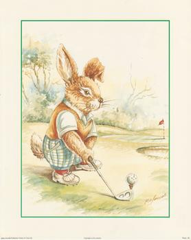 Bugsy Golf - by P Worsdale - 8
