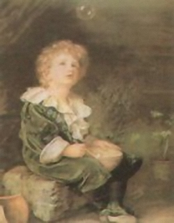 Bubbles E5 Main Gallery Sir J E Millais