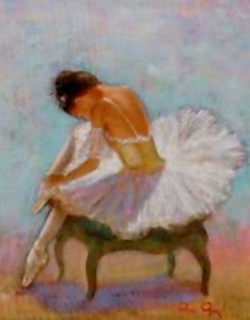 Ballerina / Ballet Dancer D B5 Main Gallery Angel