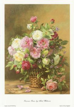 Summer Roses by Albert Williams - 8
