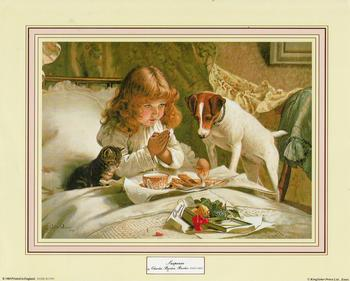 Suspense by Charles Burton Barber - 10