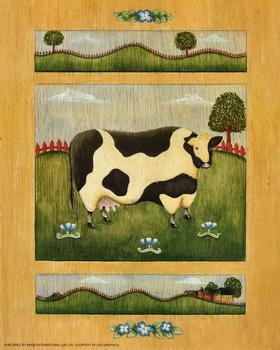 Cute Cow Print - 10