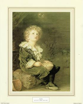 Bubbles by Sir J E Millais - 10