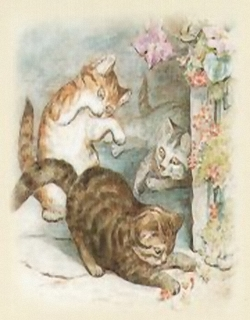 Kittens D3 Main Gallery Beatrix Potter