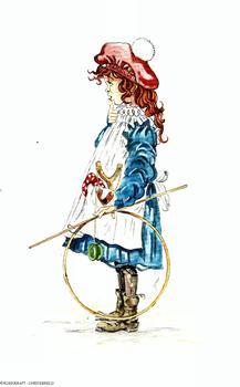 Hoop-la Girl - 5