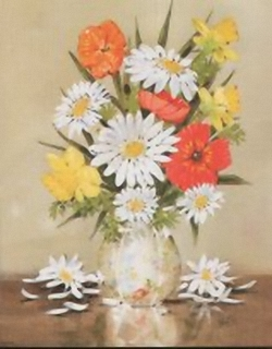 Vase Of Flowers B6 Main Gallery D Charlesworth