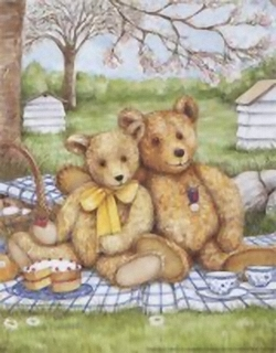 Cooke Bears 2 J6 New Prints Debbie Cooke