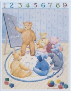 Teaching Teddies J6 Main Gallery Bettie Cheeseman