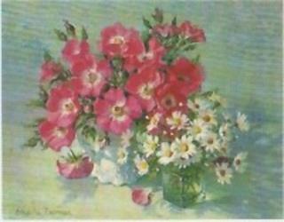 Floral Splendour J4 Main Gallery Sheila Fairman