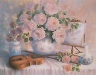 Romantic Scenes J1 Main Gallery Trisha Hardwick