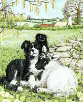 Farmyard Friends 2 - Dog & Sheep - 10