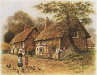 Cottages J4 Main Gallery Fredrick Morgan
