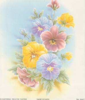 Fleur Amour D - 5