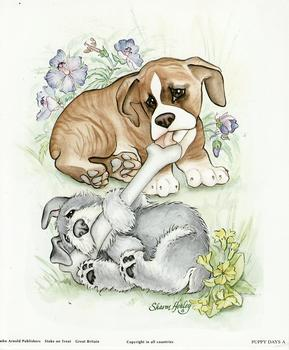 Puppy Days A - 6