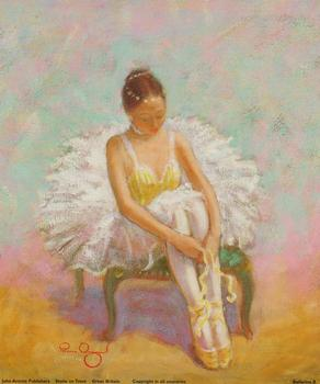 Ballerina / Ballet Dancer K1 Main Gallery Angel