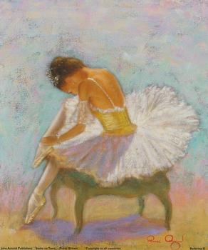 Ballerina / Ballet Dancer K3 Main Gallery Angel