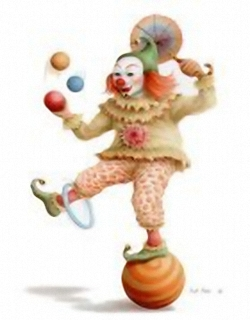 Clowns K6 Main Gallery Rob Pohl
