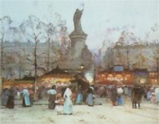 Paris Scenes K5 Main Gallery Not Known