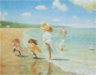 Beach Scenes K9 Main Gallery Renee Legrande