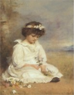 Victorian Children 1 K9 New Prints Millais