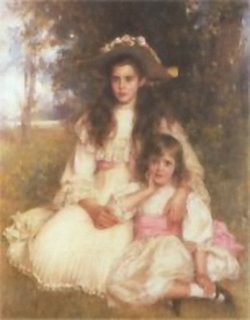 Victorian Children 4 K7 New Prints Not Known
