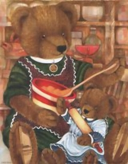 Victorian Teddies 3 K2 New Prints Ken Morton