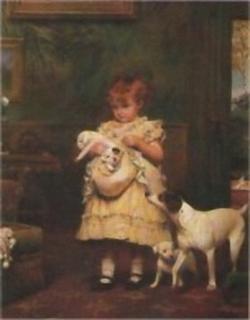 Precious Bundle E1 JA045 Main Gallery Charles Burton Barber