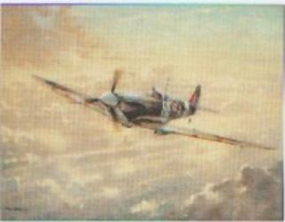 Spitfire Lone Patrol E4 JA055 Main Gallery Kevin Walsh