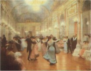 An Elegant Soiree I2 New Prints Victor Gabriel Gilbert