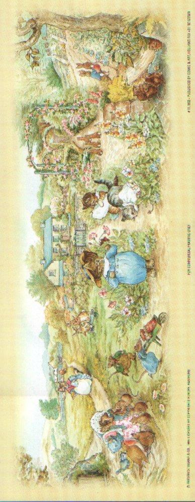 Beatrix Potter Panel 2 L3 New Prints