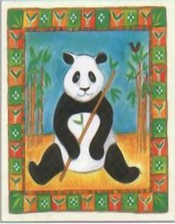 Panda L3 New Prints Claire Maddicott
