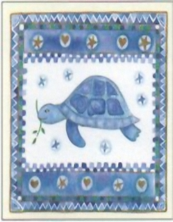 Turtle L3 New Prints Claire Maddicott