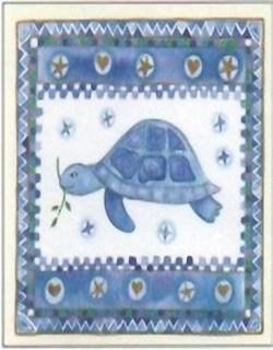 Turtle L3 New Prints Claire Maddicott