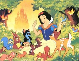 Snow White and Friends Main Gallery Walt Disney