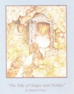 The Tale of Ginger and Pickles New Prints Beatrix Potter