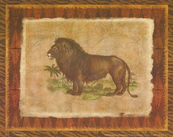African Animal - Lion - 10