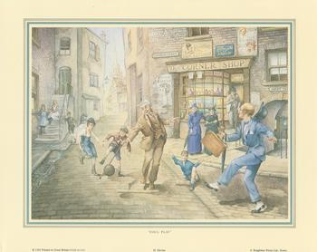 Foul Play by H Devine - B1340 Main Gallery H Devine