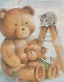 Story Book Teddy C4 Main Gallery Ruane Manning