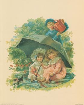 Is It Raining  Print B 2237 10