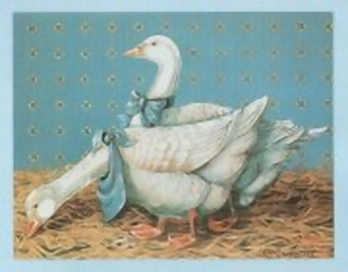 LIMITED STOCK - Country Geese - EDITION 50791 - 10