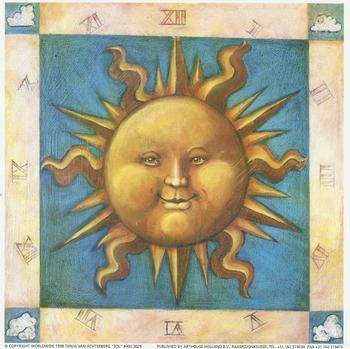 Happy Sun Print - 7
