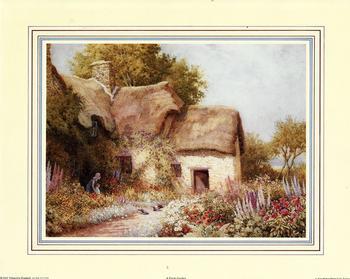A Farm Garden - 10